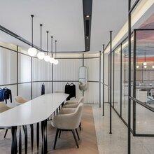 杭州办公室设计空间格局规划-名设网设计
