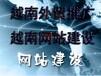 越南專業建網站網絡營銷推廣外文網站建設越南語人工翻譯