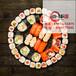 日本壽司怎么做要想做專業的廚師就到昭通香華手把手教你