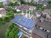 佛山太阳能发电-南沙9.3KWp屋顶光伏电系统-德九新能源