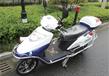 保安巡逻车物业保安电动巡逻车两轮保安巡逻电瓶车电动巡逻车自行