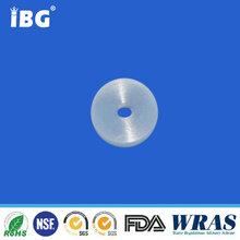 o型圈食品级硅胶橡胶密封圈耐高温白色半透明厂家直销可订制开发