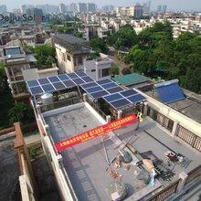 佛山光伏电站户用光伏发电系统顺德杏坛5.83KW每月0电费多重发电补贴
