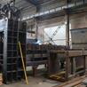 600吨液压龙门剪大能进多大的料