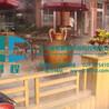 四川景程科技户外生态餐厅酒吧喷雾降温造景