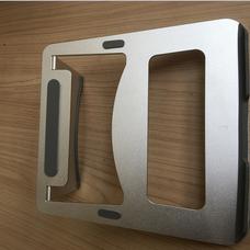 冲压件加工,冲压件定制加工,五金散热铝支架,笔记本铝支架