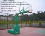 西藏学校篮球架场地咨询价格户外健身器材篮球架施工