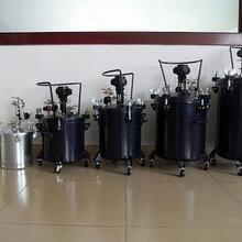 厂家厦门10升压力桶厂家直销自动搅拌压力桶气动搅拌压力桶