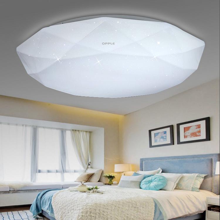 欧普照明led吸顶灯圆形简约现代房间灯/郑州德苏曼商贸有限公司