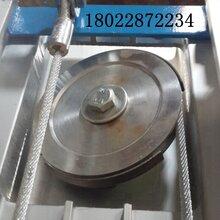 供应铝合金手摇升降机布展物料升降机6米