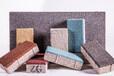 現代城市建設海綿城市透水磚陶瓷透水磚的特點