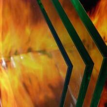 12mm防火玻璃價格,四川成都防火玻璃工廠發貨圖片