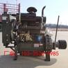潍坊潍柴ZH4102ZP柴油发动机配套散装水泥罐车专用