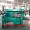 潍柴动力WP12D317E200发电用柴油机288kw千瓦电调
