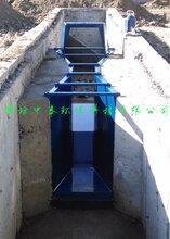 中泰ZTBS-1巴氏计量槽巴歇尔槽厂家直销图片