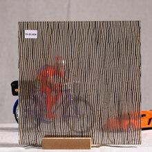 山西夾絲玻璃,夾層玻璃廠家定做高檔夾絲玻璃就找鄭州譽華召創玻璃有限公司圖片