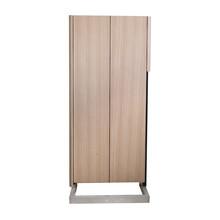 广州厂家美丽复合板木纹石纹覆膜金属复合板手感柔顺木纹原真图片