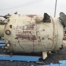 亳州二手搪瓷3噸搪瓷反應釜圖片