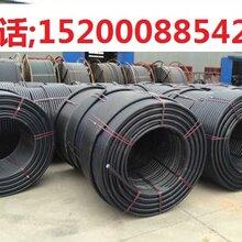 固原PE硅芯管,HDPE穿线管专业生产厂家