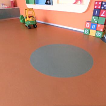 幼儿园弹性胶地板