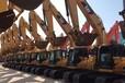 長沙二手挖掘機市場