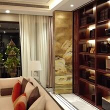 XIYATH-電動折疊門,電動木飾面折疊門,電動木質折疊圖片