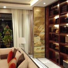 XIYATH-电动折叠门,电动木饰面折叠门,电动木质折叠图片