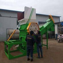 1000型加宽加高粉碎机(可定制)再生塑料破碎机莱州海胜机械图片
