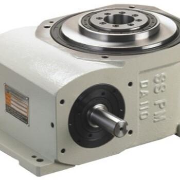 昆山供應臺灣平臺桌面型分割器R350DT臺灣分割器凸輪分割器