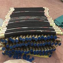 专业出售挖掘机液压胶管铠装高压胶管破碎锤胶管质量保证