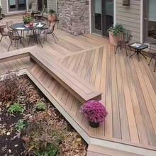 大连户外地板选木塑地板