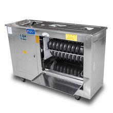全自動數控圓饅頭機小型饅頭機圓形饅頭機機器圖片