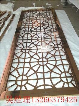 杭州铜艺屏风实心铜屏风结合浮雕工艺