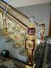 铝艺双浮雕楼梯护栏