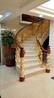铝艺雕花楼梯护栏