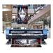 廣告卷料寫真機5米噴繪布打印機uv卷材機油畫布窗簾布打印機