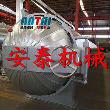 专业橡胶硫化罐生产厂家安泰机械专业胶带硫化罐制造商图片
