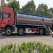 內蒙化工液體腐蝕性運輸車制造廠家腐蝕品運輸車多少錢