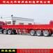 河北金路13米超輕型欄板式掛車貨物運輸車高低板河北文平河北掛車廠梁山掛車廠