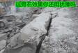 砂岩采石厂坚硬石矿破石劈裂机劈力5000吨新闻资讯