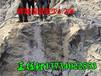 福州采石场不能用炸药爆破岩石有什么机械劈裂棒-代替炸药