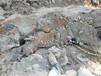 礦山開采取代炸藥破碎錘的機械設備江西吉安現場教學