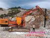 采石场开?#21830;?#20195;爆破的岩石开采设备澳门半岛施工视频