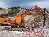 地鐵修建施工有硬石頭挖石頭劈裂機北京周邊上門調試