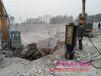 公路施工有石头不能使用炸药放炮用什么机械设备福州服务周到