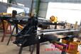 大石块破小液压分石机免放炮设备香港现场