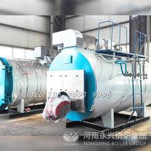 2噸蒸汽鍋爐_蒸發量2T/H_燃氣蒸汽鍋爐能耗及價格圖片