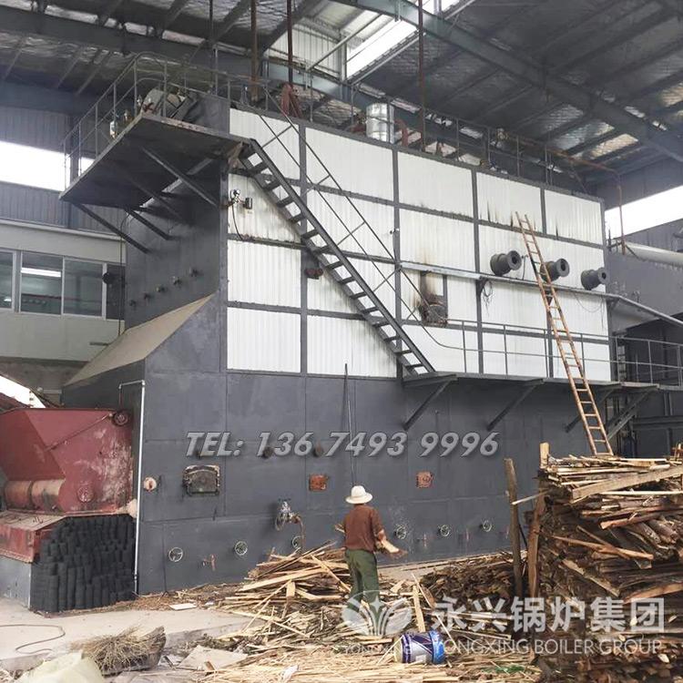 10吨(7MW)生物质锅炉_10吨工业锅炉厂家