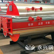 2吨燃气蒸汽锅炉现货图片