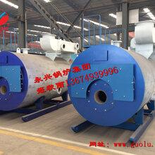 宁夏吴忠1吨常压燃气热水锅炉冷凝式图片